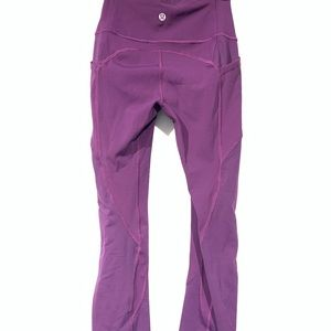 """Lululemon All the right places cropped pants 23"""""""